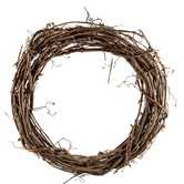 Grapevine Wreath - 24""